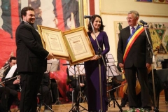 Honorary citizen of Bistrita