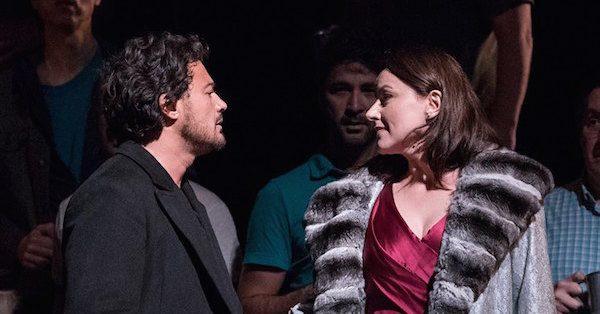 Anita Hartig, Metropolitan Opera, Les Contes d'Hoffmann. Photos by Jonathan Tichler/Metropolitan Opera
