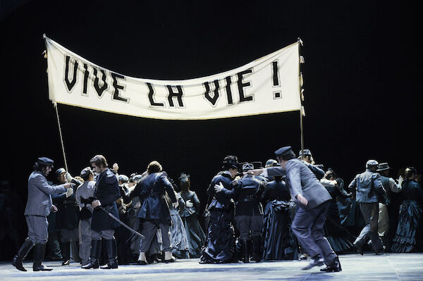 Gounod's Faust rescheduled at the Opernhaus Zürich due to current measures against the spread of the coronavirus